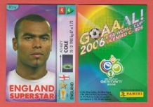 England Ashley Cole Arsenal 27 2006